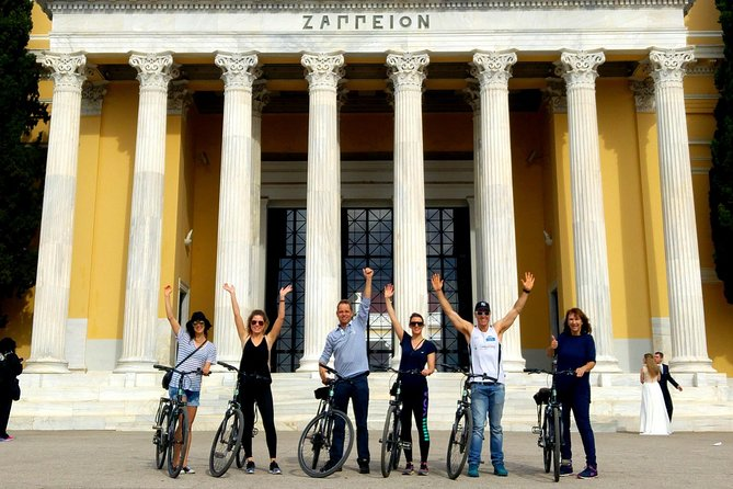 Athens Sunset Electric Bike Tour