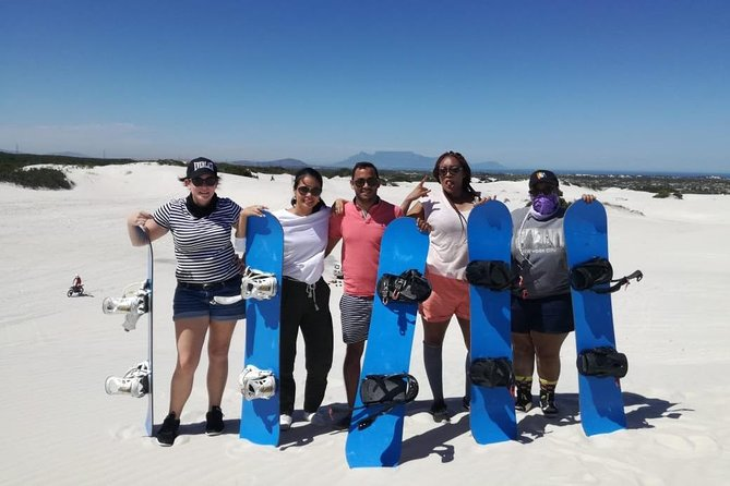 Sandboarding and Quad Biking Combo Day Tour from Cape Town photo 3