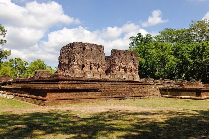 Tour to Polonnaruwa Ancient City photo 6