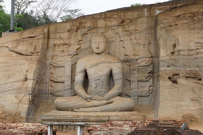 Tour to Polonnaruwa Ancient City photo 3