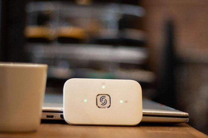 London: Mobile WiFi Unlimited 4G Internet in UK & the EU