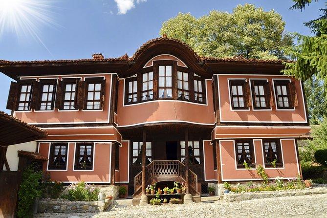 Plovdiv and Koprivshtitsa- Small Group Day Trip