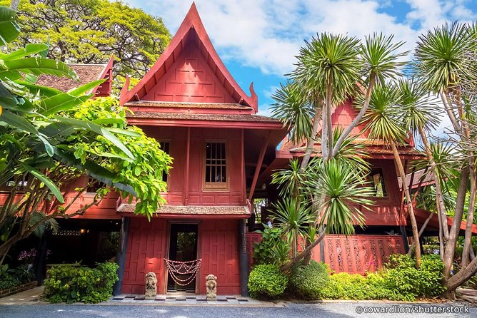 Explore Jim Thompson House- Suan Pakkad Palace Museum in Bangkok photo 1