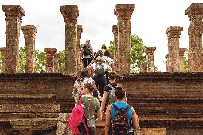 Tour to Polonnaruwa Ancient City photo 1