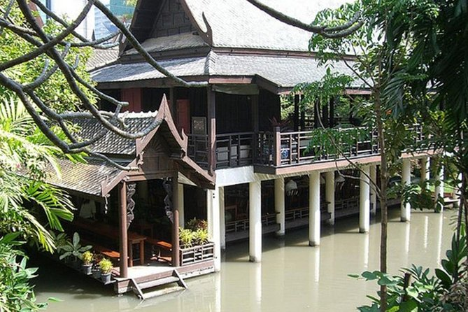 Explore Jim Thompson House- Suan Pakkad Palace Museum in Bangkok photo 3