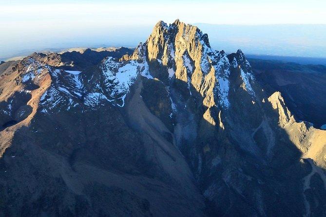 Mount Kenya National Park Full-Day Hike From Nairobi