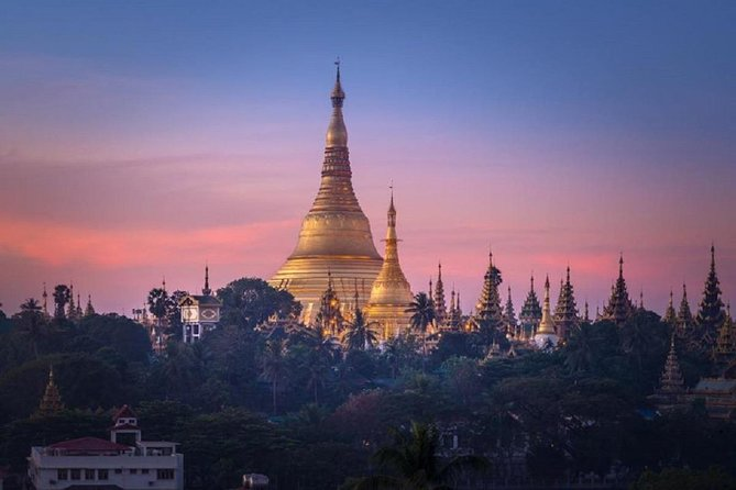 Explore Yangon Private full day Tour ( walking tour / circular train ) photo 1