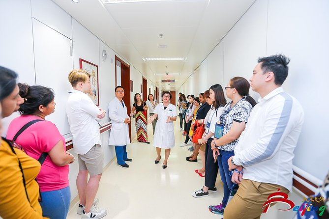 Traditional Chinese Medicine LED Talk and Educational Hospital Tour photo 10