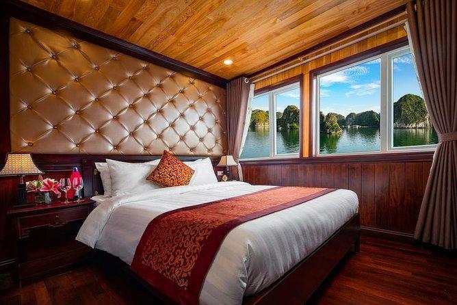 Ha Long Bay 3 Days 2 Nights Tour - Lavender Elegance Cruise