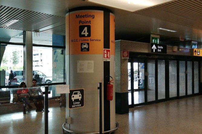 Private Transfer: Fiumicino Airport (FCO) to Saturnia or vice versa