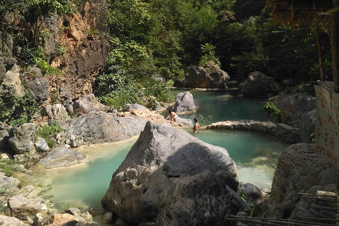 Day trip to Dee Doke Water fall (crystal clear water)