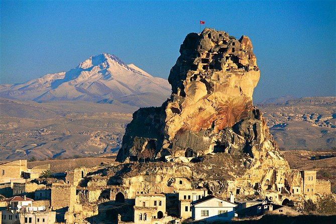 Cappadocia in 2 Days from Istanbul with Cave Hotel photo 1