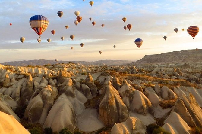 Cappadocia in 2 Days from Istanbul with Cave Hotel photo 2