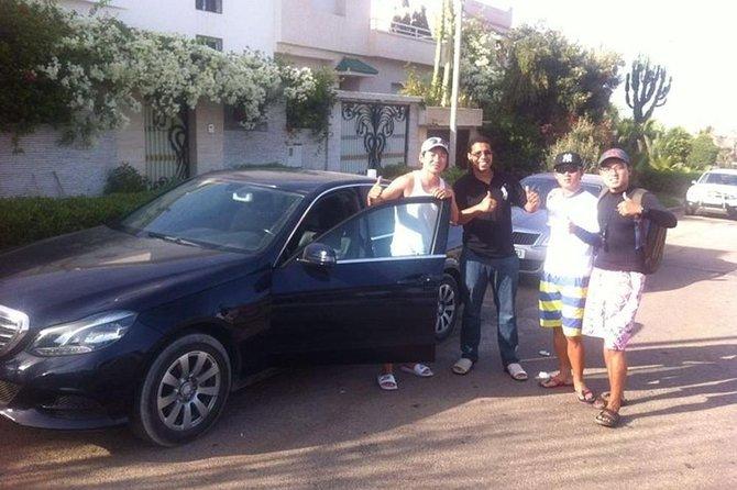 Agadir to Guelmim transfer