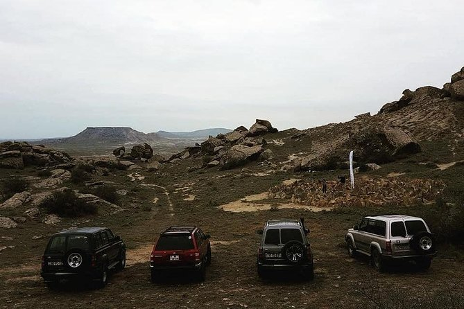 Jeep Tour in Azerbaijan