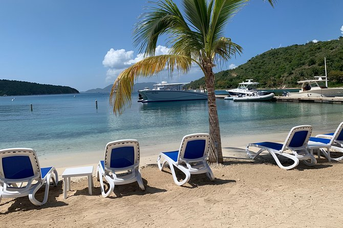St Thomas Private Boat Rental
