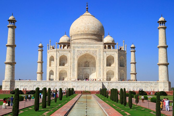 Same Day Agra Tour From Delhi By Private Car