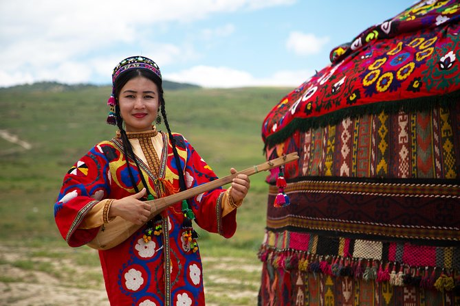 Great Central Asia Tour