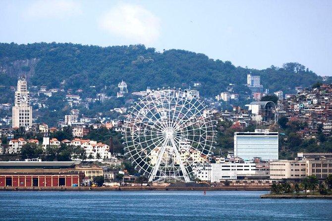 Visit the largest Rio Star ferris wheel in Latin America