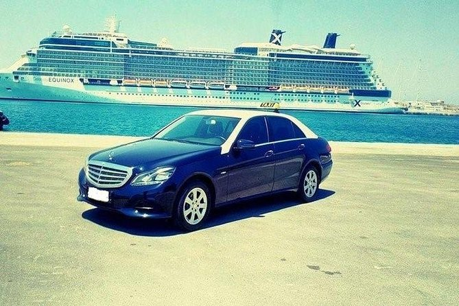 One Way Private Transfer from Rhodes Airport to/from Lindos