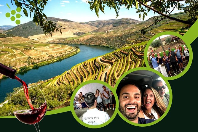 Douro Region - Visit Douro Valley, Pinhão village, Wineries, tastings and Lunch