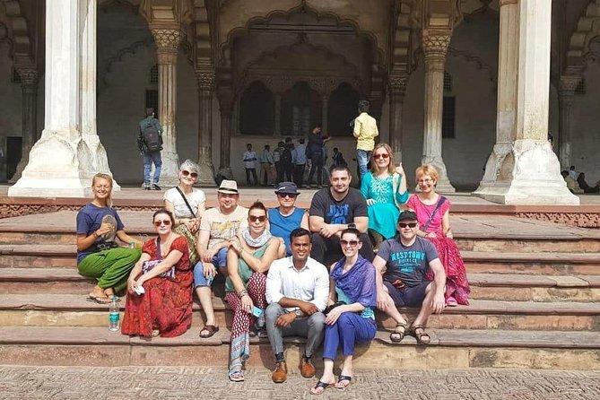3 Days Golden Triangle Tour- Delhi - Agra - Jaipur