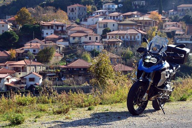 BMW Motorcycle Tour - Arcadia – Ancient Olympia