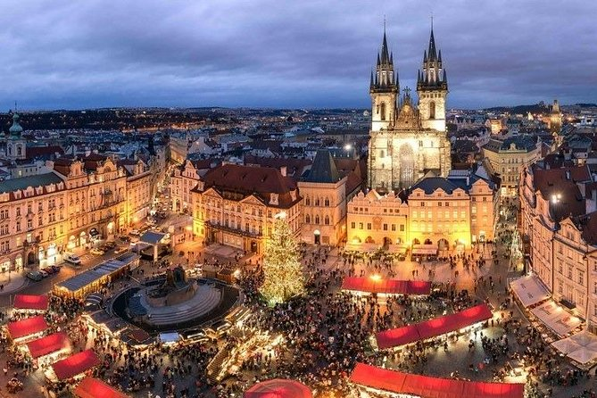 Prague Private Driving Tour