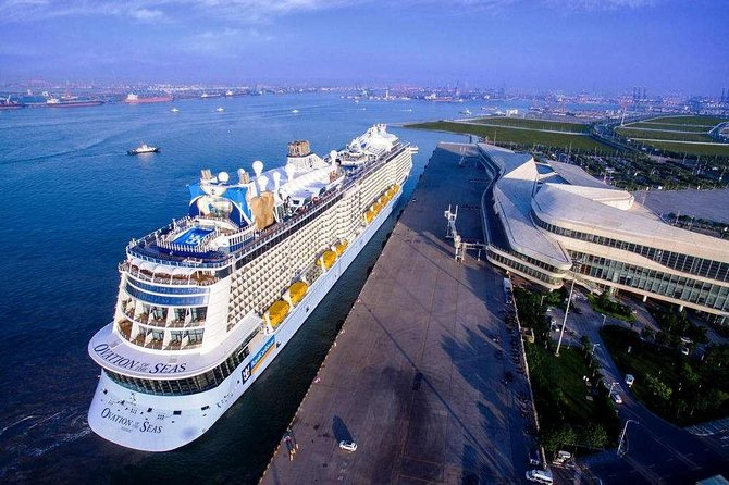 Tianjin International Cruise Home Port Pickup or Dropoff from Beijing