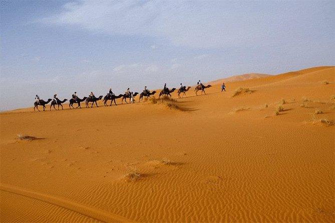 3 Days Tour From Marrakech To Merzouga Desert