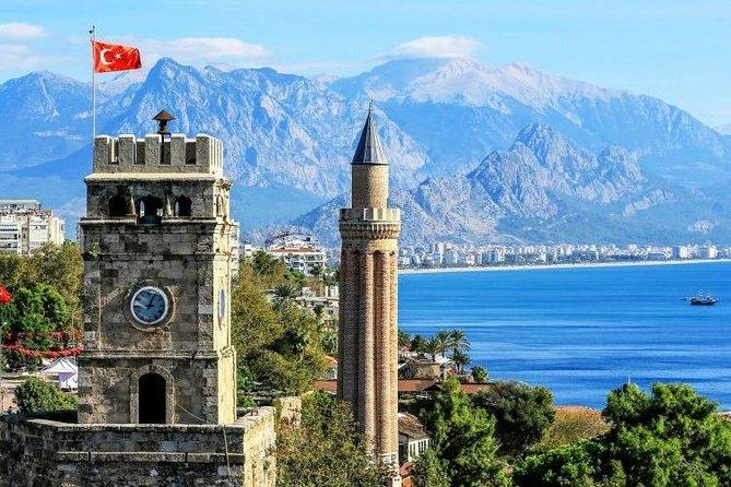 Private Transfer From Antalya Airport To Kundu / Lara / Aksu