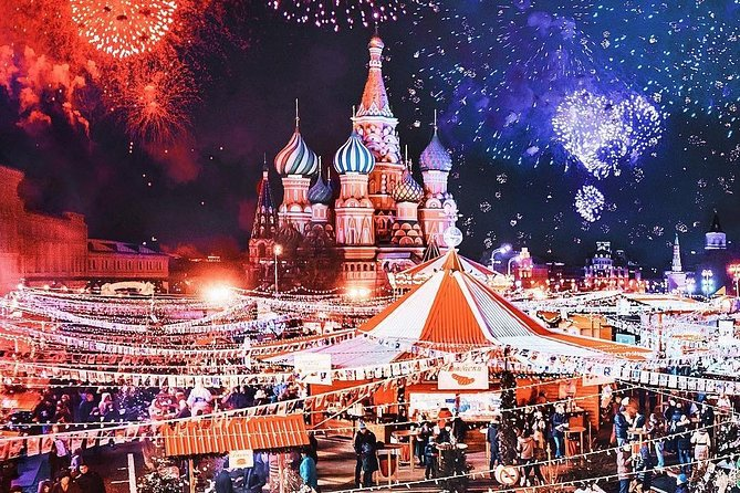 Moscow 2-day Private Tour
