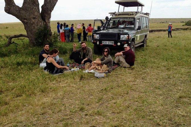 3 days Budget Maasai Mara Trip