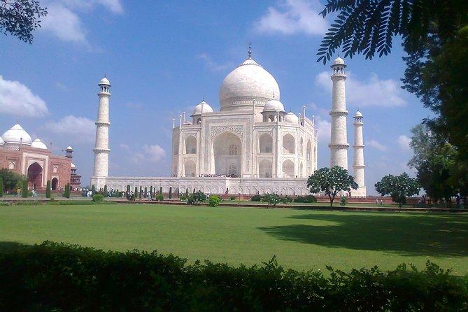Billet d'entrée coupe-file Taj Mahal Agra