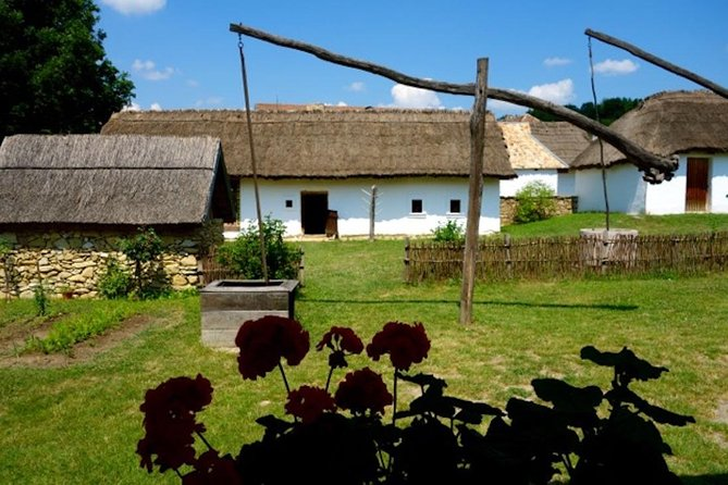 Visit the Open Air Folkmuseum nearby Budapest on a guided private tour!