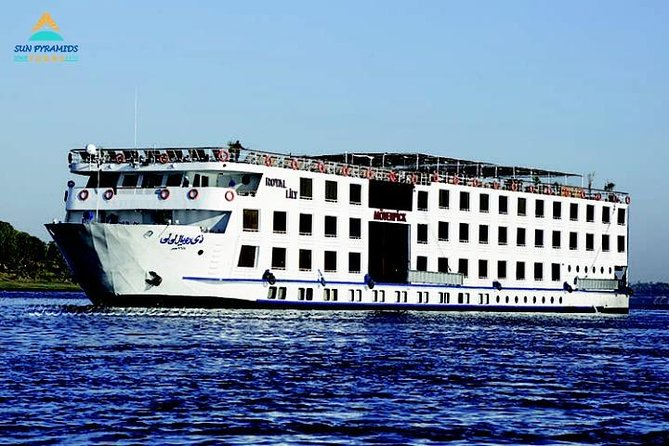 Movenpick MS Royal Lily Nile Cruise photo 1