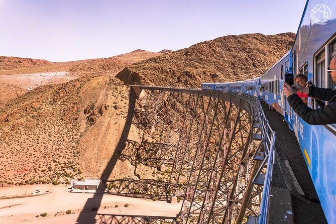 Visit the Train to the Clouds from Salta