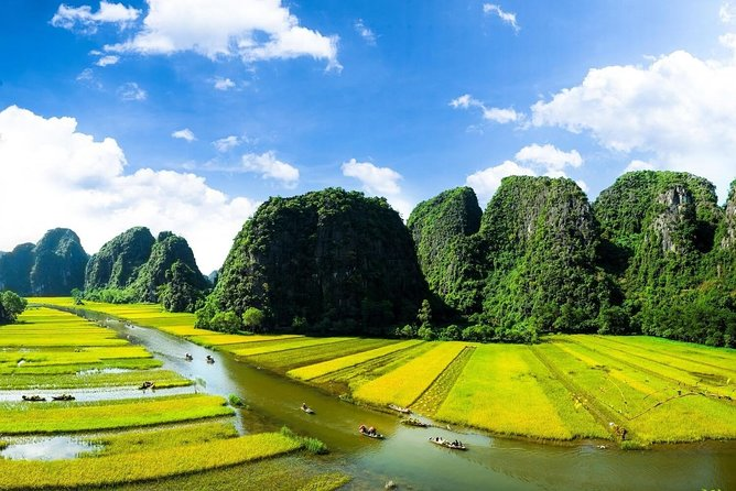 5-Days Package Northern Vietnam Hanoi - Ninh Binh - Ha Long Bay Tour