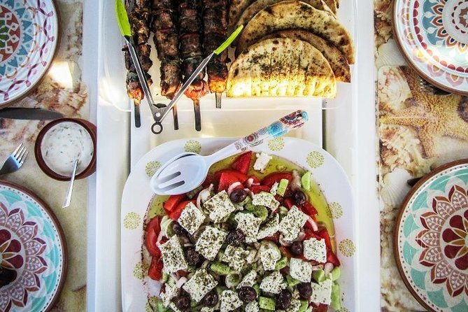 Private day cruise with local food and wines tasting menu