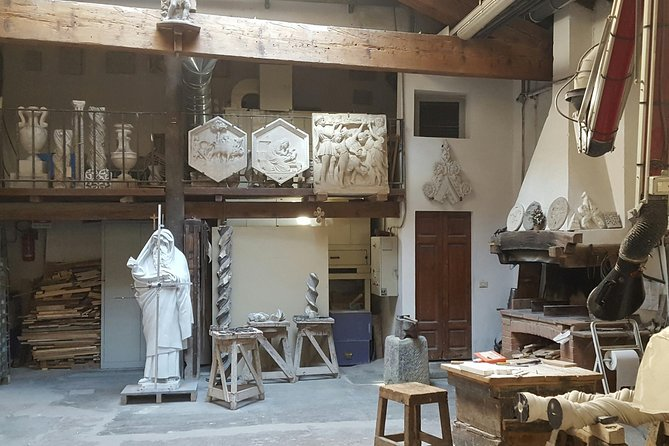 Private Florence Oltrarno Art and Crafts Walking Tour