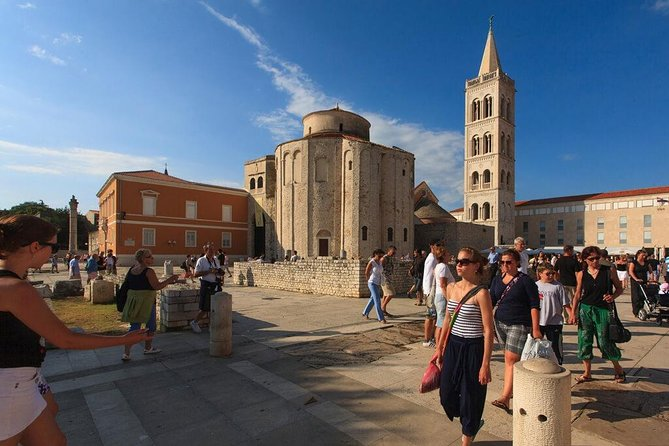Zadar Sightseeing Tour