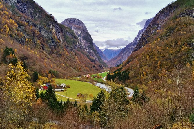 PRIVATE GUIDED TOUR: The Heart of Norway – Viking Special, 8-9 hours – WINTER