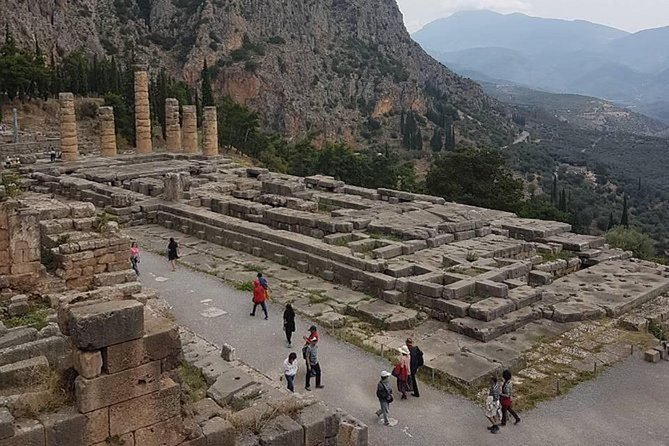 Athens: Delphi - Chaeronea -Galaxidι (small grp up to 7p) 3 Places