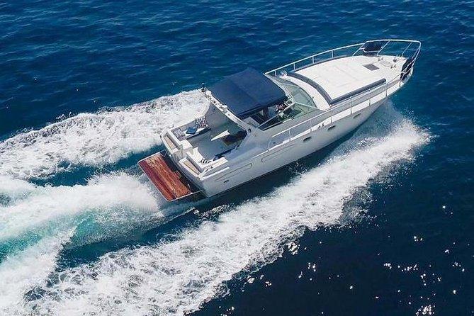Capri and Amalfi private boat tour from Positano Deluxe