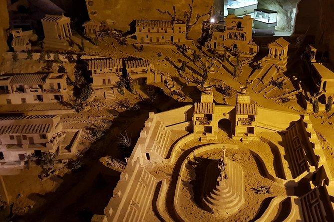 Etruscopolis underground city