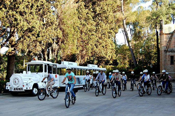 Barcelona: Wine e-Bike Tour in Penedès - Half Day