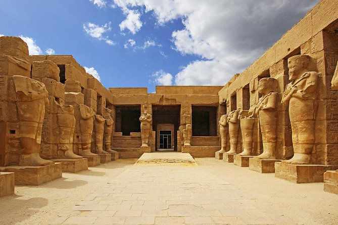 2- Nights - 3-Days Tour to Luxor from Cairo by Sleeper Train