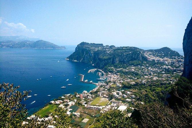 The Heart Of Capri And Anacapri