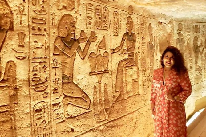4 Days Nile Cruise luxor.Aswan.abu simbel with Train Tickets from Cairo photo 2