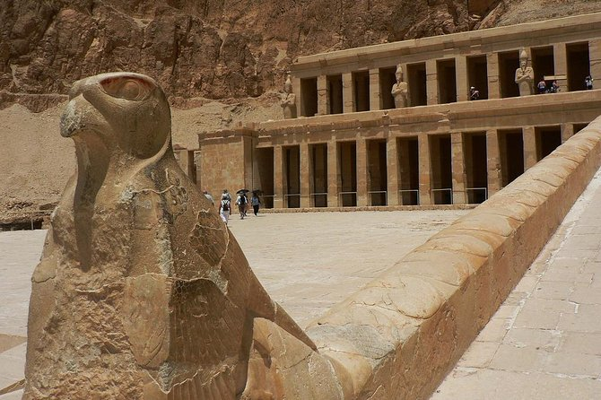 private guided day tour to luxor from hurghada .special day